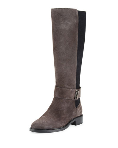 Giada Suede Tall Boot