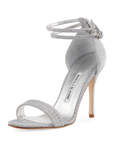 Willis Metallic Sandal