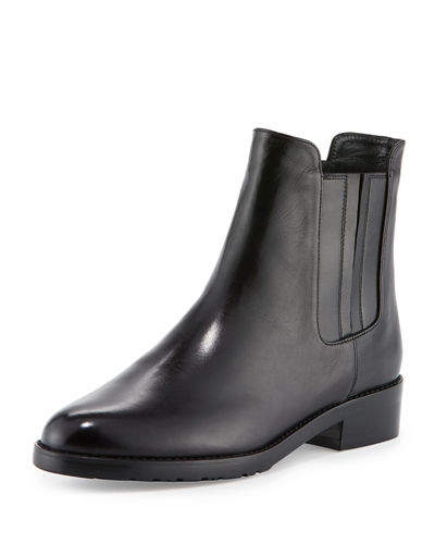 Basilico Leather Chelsea Boot