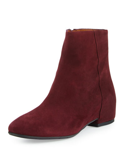 URI SUEDE WP ANKLE BOOTIE