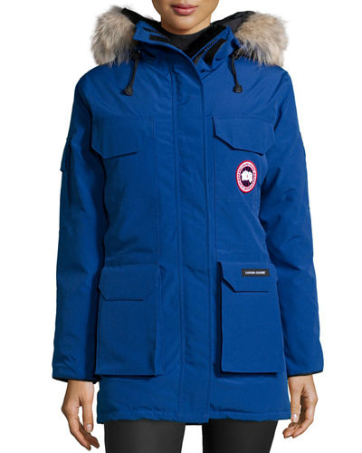 Canada Goose official - Canada Goose Expedition Fur-Hood Parka