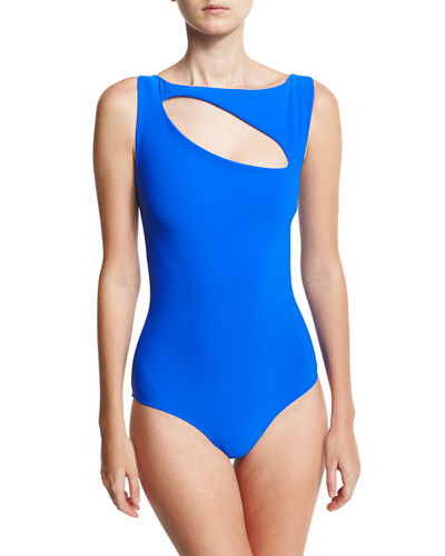 Perseide Cutout One-Piece Swimsuit