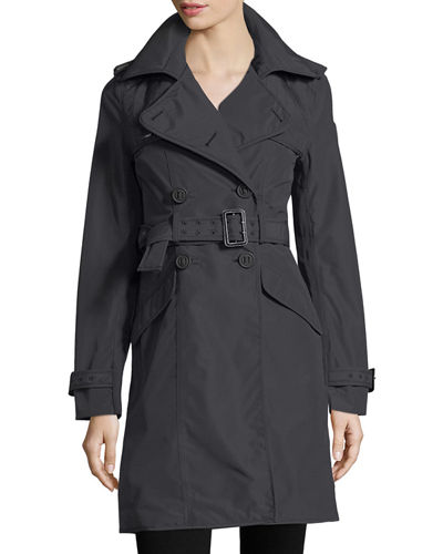 Justice Belted Trenchcoat
