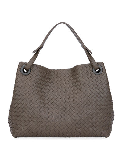 Medium Double Shoulder Bag