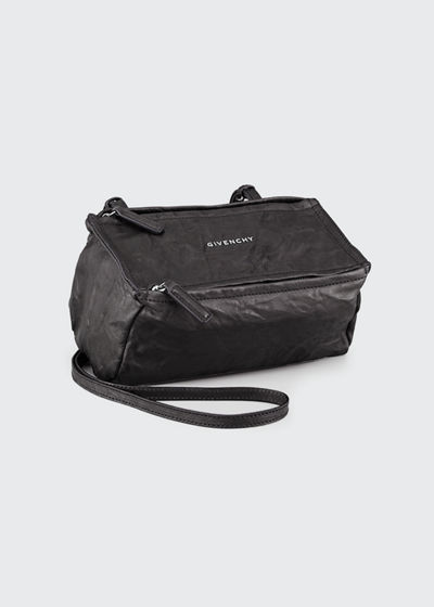 Pandora Mini Leather Crossbody Bag