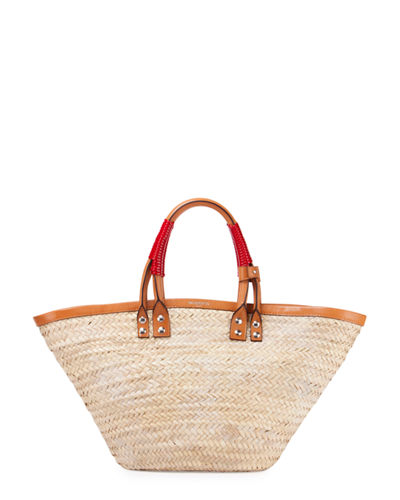Bistro Panier Small Straw Tote Bag