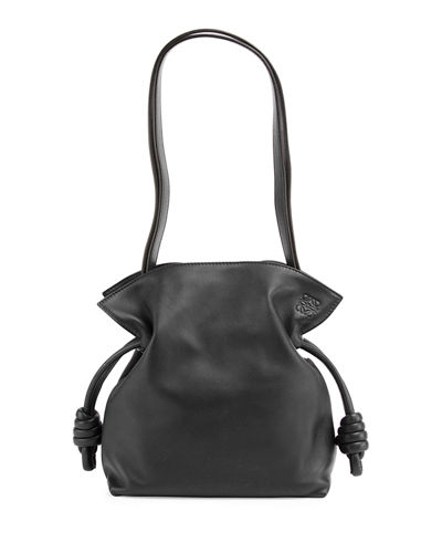 Flamenco Small Knot Bucket Bag