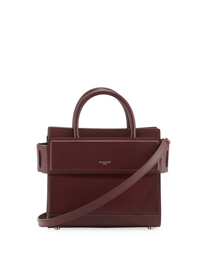 Horizon Mini Smooth Leather Tote Bag