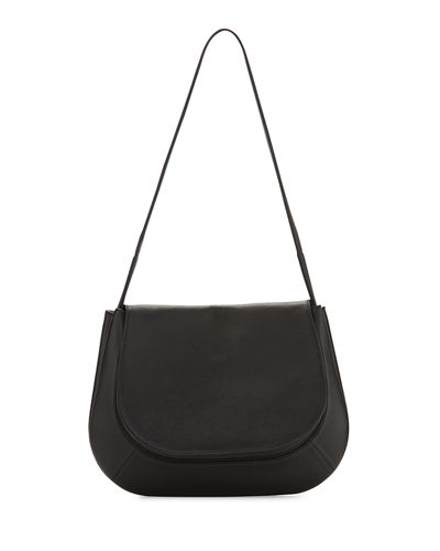 Fan Bag 12 Leather Shoulder Bag