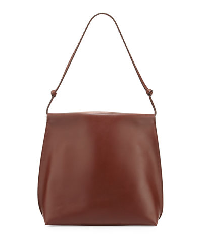 Wander Leather Hobo Bag