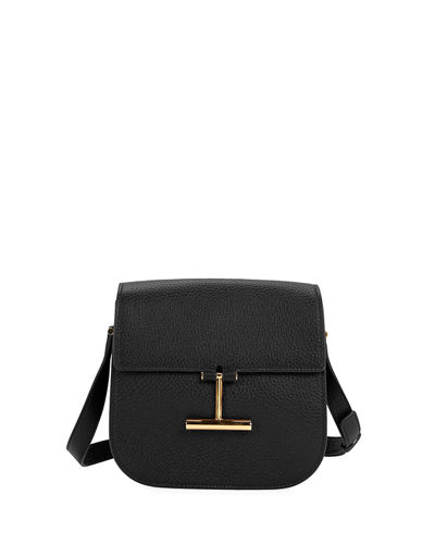 Tara Small T Clasp Shoulder Bag