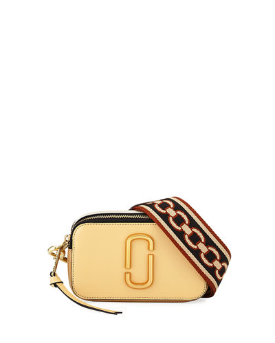 Marc Jacobs Snapshot Colorblock Camera Bag