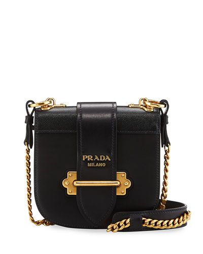 Prada Crossbody Bag Black