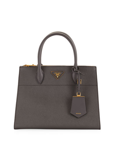 Saffiano City Tote Bag