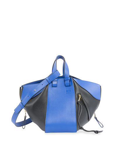Loewe Hammock Small Calf Leather Tote Bag