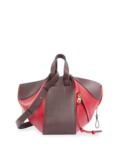 Hammock Small Calf Leather Tote Bag