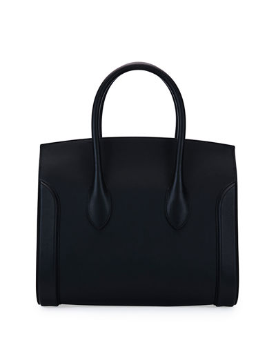 Heroine 35 Leather Shopper Tote Bag