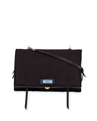 New Tessuto Crossbody Bag