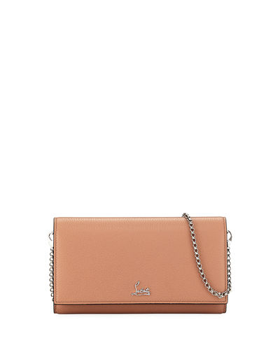 Boudoir Leather Wallet-on-Chain