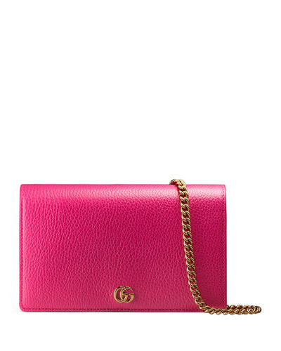 a75d7ffa13f9 Women's Wallets : Leather, Chain & Bi-fold Wallets at. Gucci Marmont ...