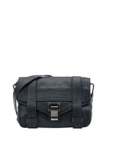 PS1+ Medium Calf Leather Satchel Bag
