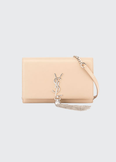 Kate Monogram Tassel Wallet on a Chain