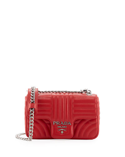 Red Prada Wallet
