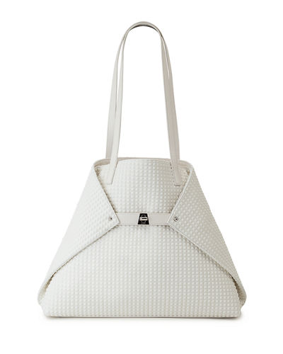Ai Medium Techno Fabric Shoulder Bag