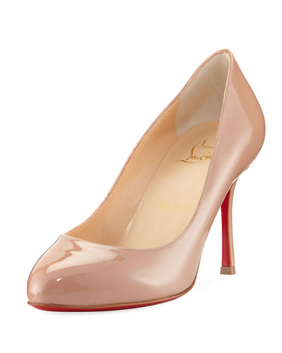 Merci Allen 85mm Red Sole Pump