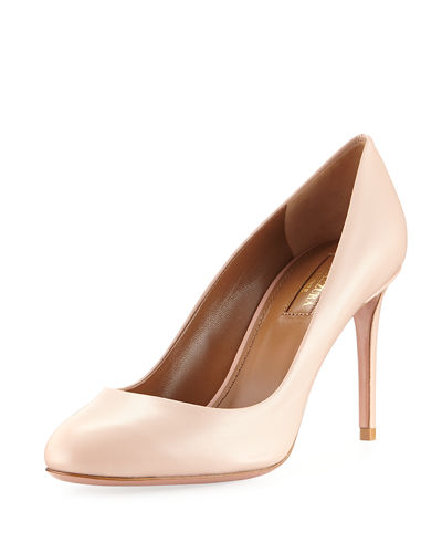Essential Patent Leather Pump