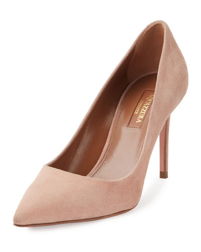 Simply Irresistible Suede Pump