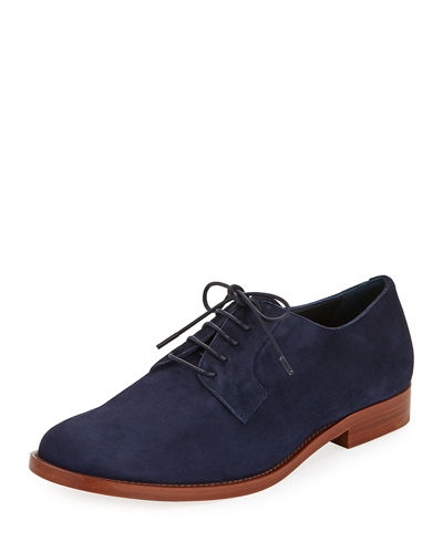 Classic Suede Oxford