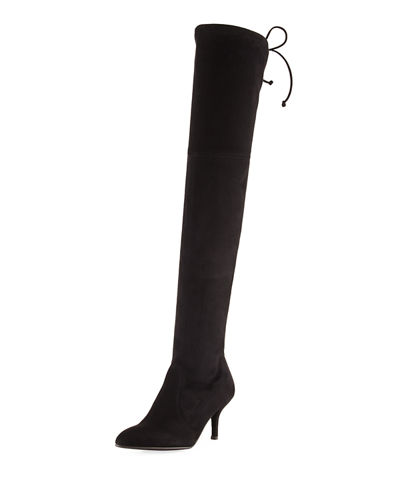 TieModel Over-The-Knee Boot
