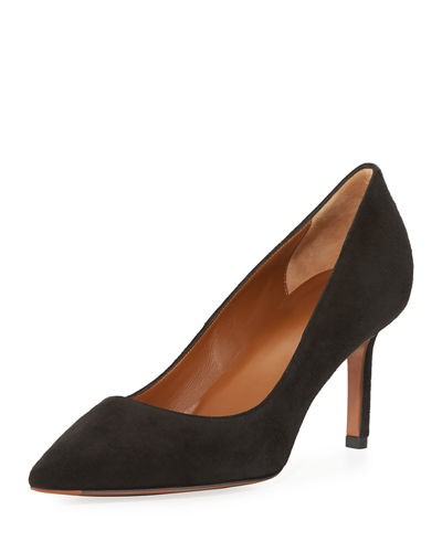 Melina Suede 50mm Pump