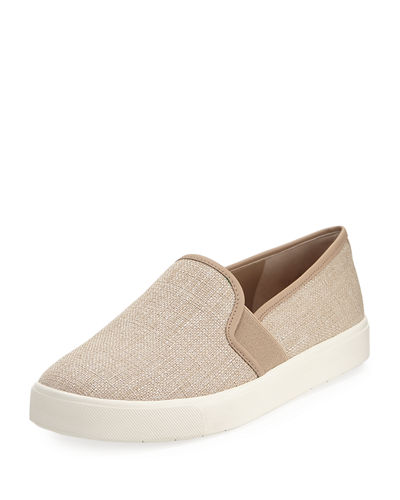 Vince Blair Woven Stretch Sneaker