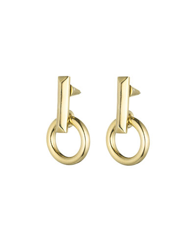 O-Ring Day Drop Earrings