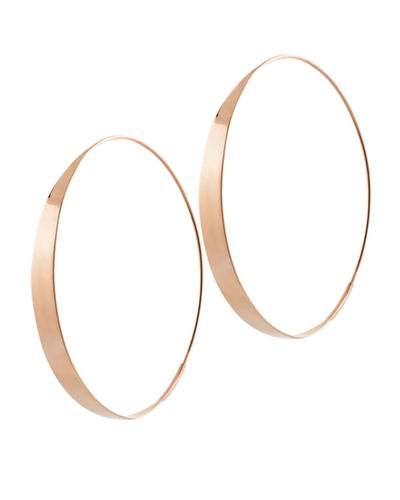 XL Glam Hoop Earrings