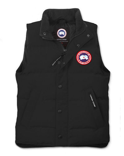 Youth Vanier Arctic-Tech Vest, XS-XL