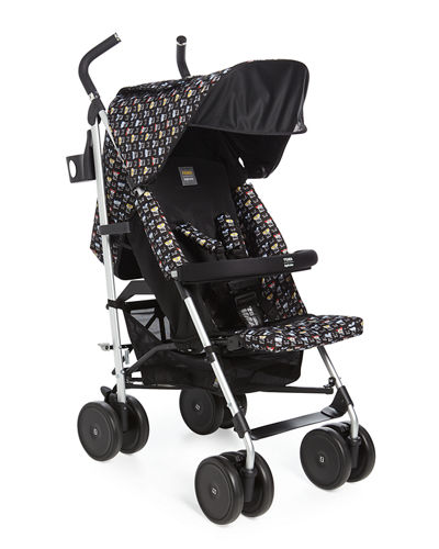 Fendi Aluminum Monster Stroller