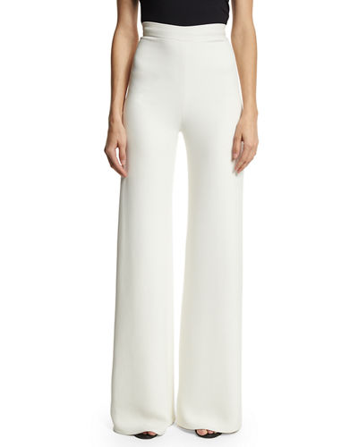 Creased Classic Trousers