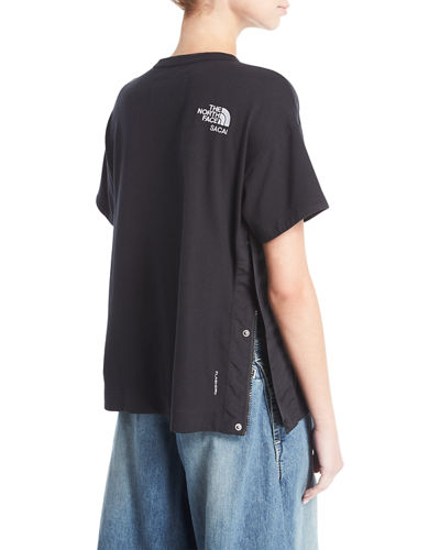 The North Face® Side-Zip T-Shirt