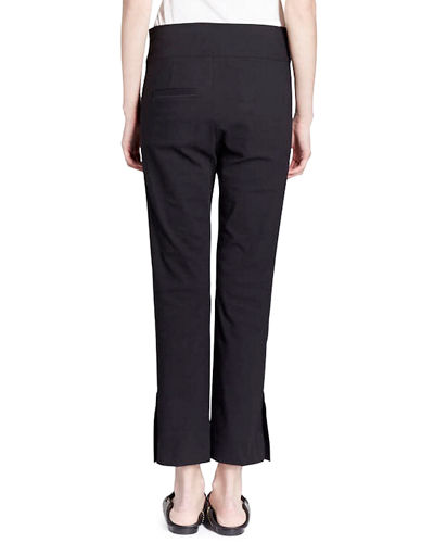 Ludlow Cropped Flare-Leg Pants