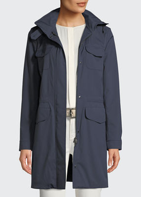 Giubbotto Freetime Windmate Storm Jacket in Navy