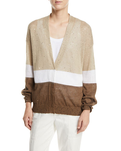 be7550873d21 Brunello Cucinelli Long Sleeves Sweater