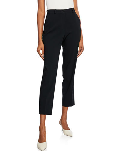 Cady Capri Trousers