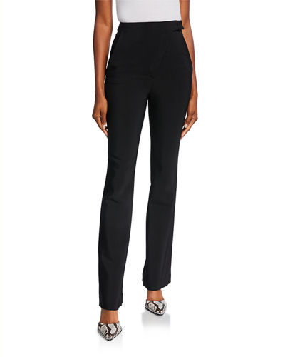 Stretch Tailored Trousers