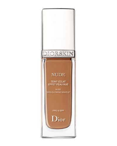 Diorskin Nude Skin-Glowing Foundation Broad Spectrum, SPF 15