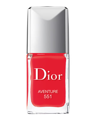Vernis Gel Shine And Long Wear Nail Lacquer Aventure 551 0.33 Oz/ 9.8 Ml in 551 Aventure