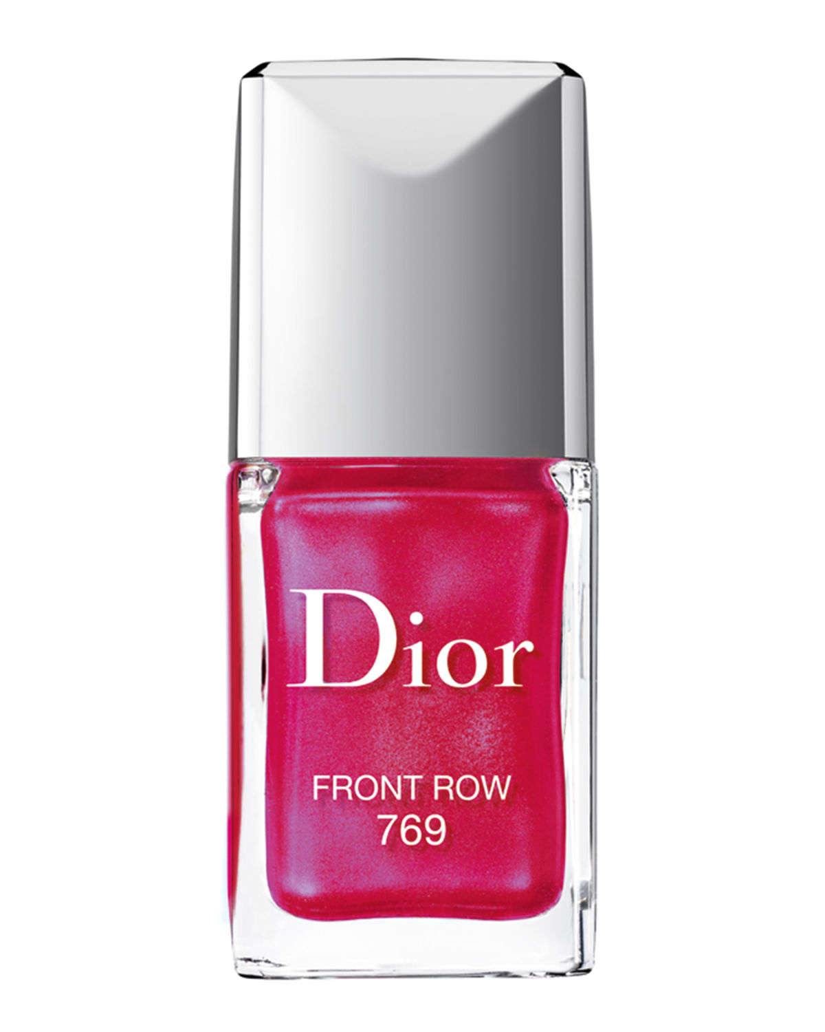 Dior Vernis Couture Color, Gel Shine & Long Wear Nail Lacquer 2017 InStyle Award Winner