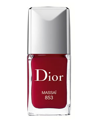 Vernis Couture Color, Gel Shine & Long Wear Nail Lacquer 2017 Instyle Award Winner in 853 Massai